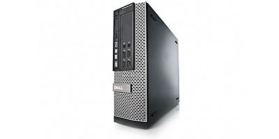 Dell Optiplex 990; Intel Core i5-2400; 3.10GHz; Windows 7 Professional 64-bit; 8GB RAM; 500GB Hard Drive