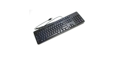 Dell KB212-B USB Slim Keyboard (New)